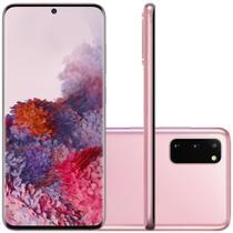 Smartphone Samsung Galaxy S20, 128GB, 64MP, Tela 6.2, Cloud Pink - SAMSUNG -