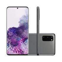 Smartphone Samsung Galaxy S20, 128GB, 64MP, Tela 6.2, Cosmic Gray - SAMSUNG -