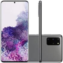 Smartphone Samsung Galaxy S20+, 128GB, 64MP, Tela 6.7, Cosmic Gray - SAMSUNG -