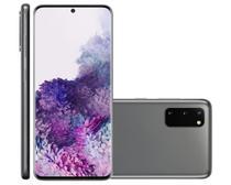 """Smartphone Samsung Galaxy S20 128GB Tela 6.2"""" 8GB RAM 64+12+12MP Cinza -"""