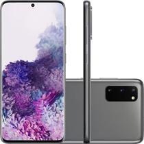 "Smartphone Samsung Galaxy S20 128GB Tela Infinita 6.2"" Câmera Traseira 64MP+12MP+12MP, Frontal 10MP -"