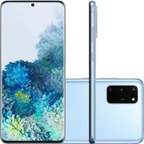 "Smartphone Samsung Galaxy S20+ 128GB Tela Infinita 6.7"" Câmera 64MP+12MP+12MP (UW)+ToF, Frontal 10MP -"