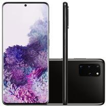 "Smartphone Samsung Galaxy S20&43 128GB 8GB RAM, Tela Infinita de 6.7"" Cosmic Black -"