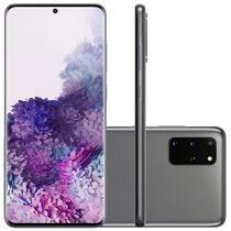 "Smartphone Samsung Galaxy S20&43 128GB 8GB RAM, Tela Infinita de 6.7"" Cosmic Gray -"