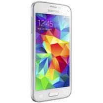 Smartphone - Samsung Galaxy S5 Mini Duos - SM-G800/SM-G800H-DS - 16GB - Branco -