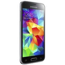 Smartphone - Samsung Galaxy S5 Mini Duos - SM-G800/SM-G800H-DS - 16GB - Preto -