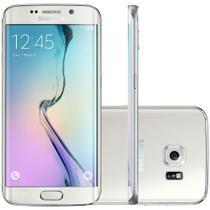 Smartphone Samsung Galaxy S6 Edge, 64GB, 16MP, Tela 5.1, - G925I -