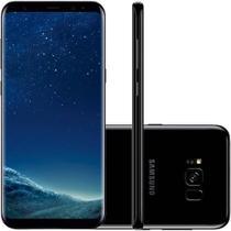 Smartphone Samsung Galaxy S8+ 128GB Dual Android 7.0 OctaCore 2.3Ghz 12MP -Tim Desbloqueado Preto -