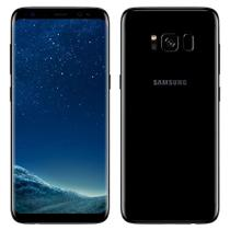 "Smartphone Samsung Galaxy S8, 5.8"", 4G, Android 7.0, 12MP, 64BG - Preto -"