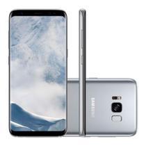 Smartphone Samsung Galaxy S8 64GB Dual chip 4G Tela 5.8 Android 7.0 Camêra 12MP - Samsung Celular