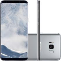 Smartphone Samsung Galaxy S8 Dual Chip 64GB 4G Câmera 12MP - Prata -