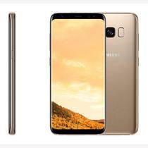 "Smartphone Samsung Galaxy S8 G950F, 5,8"", 64 GB, 4G, Android 7.0, Octa-Core, Câmera 12 MP, Dourado -"