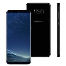 "Smartphone Samsung Galaxy S8 Plus, 6.2"", 64GB, Android 7.0, 4G, 12MP - Preto"