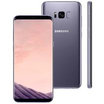 """Smartphone Samsung Galaxy S8 Plus, 64GB, 6.2"""", Android 7.0, 4G, 12MP - Ametista -"""