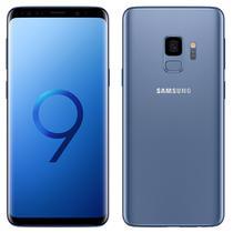 Smartphone Samsung Galaxy S9+ Azul, Dual Chip, Tela 6.2, Android 8.0, Câmera Dupla 12MP, Memória 128GB - 4G -