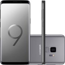 Smartphone Samsung Galaxy S9 Dual 5.8 128GB 12MP - Cinza -