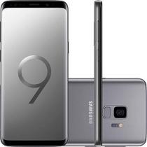 Smartphone Samsung Galaxy S9 Dual Tela 5.8 Octa-Core 2.8GHz 128GB 12MP - Cinza -