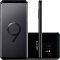 Smartphone Samsung Galaxy S9 Dual Tela 5.8 Octa-Core 2.8GHz 128GB 12MP - Preto -