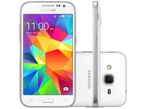 "Smartphone Samsung Galaxy Win 2 Duos 8GB Dual Chip - 4G Câm. 5MP Tela 4.5"" Proc. Quad Core Android 4.4"