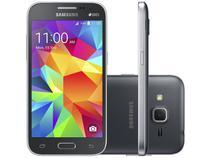 "Smartphone Samsung Galaxy Win 2 Duos TV Dual Chip - 4G Android 4.4 Câm. 5MP Tela 4.5"" Proc. Quad Core"