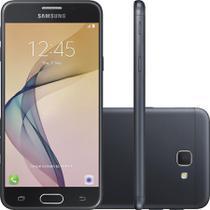"""Smartphone Samsung J5 Prime, 4G, Tela 5"""", Câmera 13MP, Android 6.0, Dual Chip - Preto -"""