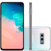 Smartphone Samsung S10e 128GB G970F Desbloqueado Dual Chip Branco -