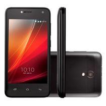 "Smartphone SEMP 3C PLUS, Preto, 4018, Tela de 4"", 8GB, 5MP - Semp Tcl"