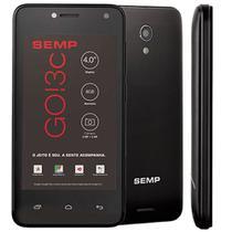 Smartphone Semp GO 3C 4018 Tela 4 Dual Chip Quad Core - Preto - Tcl