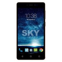 Smartphone Sky Devices 5.0D Fuego Plus Android 6.0 4GB Dourado