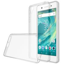 "Smartphone Sony Xperia E5 F3313 Android Quad-Core Tela 5.0"" 16GB 4G + Capa -"