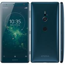 Smartphone sony xperia xz2 h8216 4ram 64gb lte single deep green verde