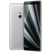 Smartphone sony xperia xz3 h8416 4ram 64gb lte single white silver branco