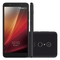 Smartphone TCL L9 16GB 4G Quad Core Tela 5,3 Câm 8MP + Selfie 13MP Dual Chip Preto -