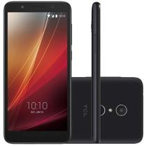 "Smartphone Tcl L9 5159j, 4g Android Go 8.0 Quad Core 16gb Câmera 13mp Tela 5.3"" Biometria Tv Digital -"