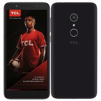 "Smartphone TCL L9, Dual Chip, Preto, Tela 5.34"", 4G+WiFi, Android Oreo, 13MP, 16GB, TV Digital - Alcatel"