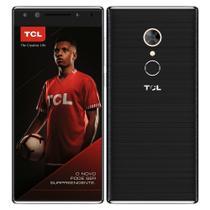 "Smartphone TCL T7, Dual Chip, Preto, Tela 5.7"", 4G+WiFi, Android 7.0, 16MP, Câmera Frontal Dupla 13MP+5MP, 32GB - Alcatel"