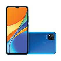 Smartphone Xiaomi Desbloqueado Redmi 9C 64GB Azul - Casa & Video