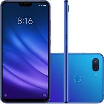 Smartphone Xiaomi MI 8 Lite 64GB Versão Global Desbloqueado Azul -