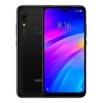 Smartphone Xiaomi Redmi 7 3GB Ram 32GB Dual Chip 12,0 MP 4G - Preto -