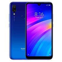 Smartphone xiaomi redmi 7 64gb snapdragon snapdragon 632 2gb ram 12mp+2mp selfie 8mp azul -