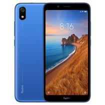 Smartphone xiaomi redmi 7a 2ram 32gb tela 5.45 lte dual global azul -