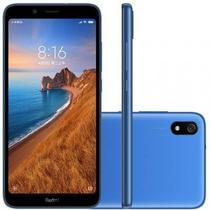 Smartphone Xiaomi Redmi 7A 32GB Versão Global Desbloqueado Azul -