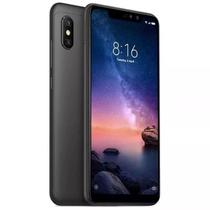 Smartphone Xiaomi Redmi Note 6 Pro DS 4/64GB 6.26 12+5MP/20+2MP A8.1 - Preto