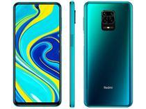 "Smartphone Xiaomi Redmi Note 9S 64GB Azul 4G+ - 4GB RAM Tela 6,67"" Câm. Quádrupla + Selfie 16MP"