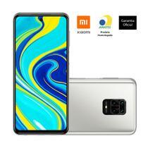 """Smartphone xiaomi redmi note 9s tela 6,67"""" 4gb/64gb 4g, branco -"""