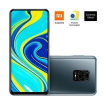 """Smartphone xiaomi redmi note 9s tela 6,67"""" 4gb/64gb 4g, cinza -"""