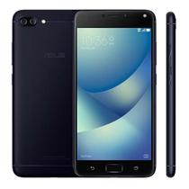 "Smartphone Zenfone 4 Max 16GB 2GB Ram Tela 5.2"" 13MP ZC520KL - Preto - Asus"