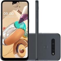 Smartphones k41s 32gb k410bmw lg titanium - Rcell