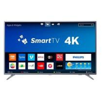 Smartv/monitor 58'' philips led ultra hd 4k hdr10+dolby visio -