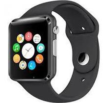 Smartwatch A1 Relógio Inteligente Bluetooth Camera Celular Chip Preto -
